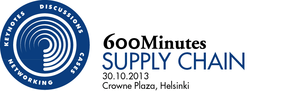 Join Inspirage at 600Minutes Supply Chain events in Norway, Denmark and Finland